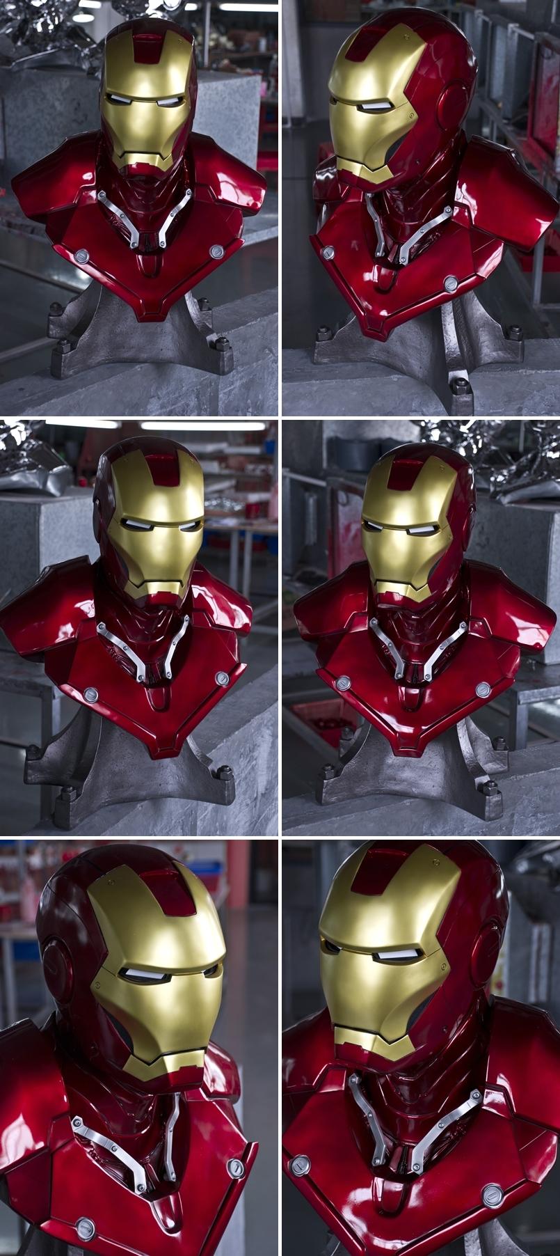 1:1 Iron Man MK3